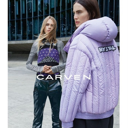 Carven womenswear clothing Singapore.