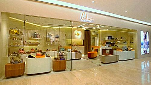 Castañer shoe shop Takashimaya Shopping Centre Singapore.