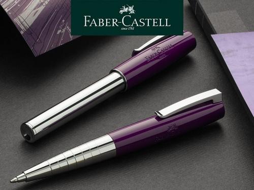Faber-Castell pen.