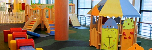 Hip Kids Club playground Forum The Shopping Mall Singapore.