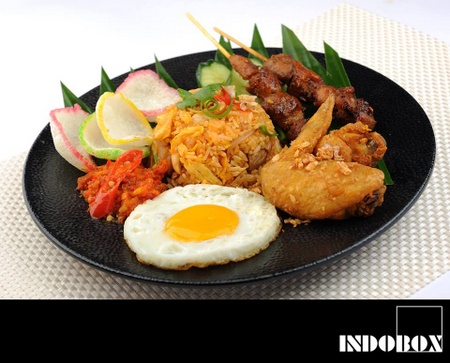 IndoBox Indonesian meal Singapore.