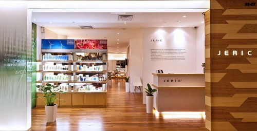 Jeric hair salon 112 Katong Singapore.