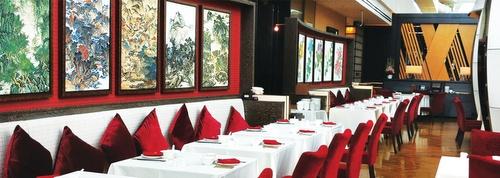 Jin Shan Lou Chinese restaurant Singapore.
