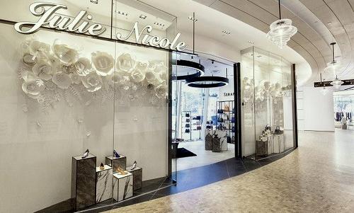 Julie Nicole shoe & accessories shop Capitol Piazza Singapore.