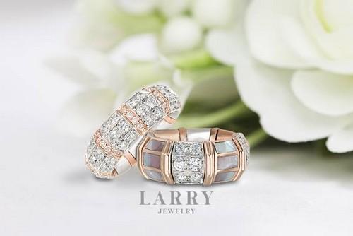 Larry Jewelry Picchiotti Xpandable rings.
