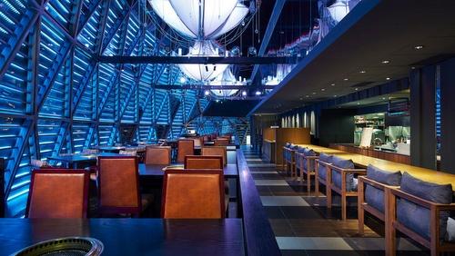 Magosaburo Japanese restaurant ION Orchard Singapore.