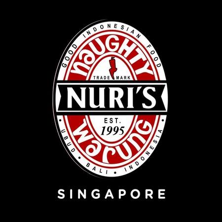 Naughty Nuri's Indonesian restaurant Singapore.