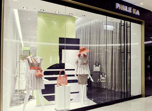 Paule Ka store in Singapore.