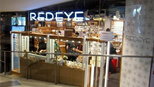 Redeye accessories store Bugis Junction Singapore.