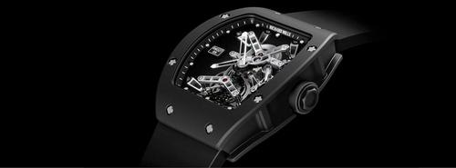 Richard Mille RM 027 Tourbillon watch.