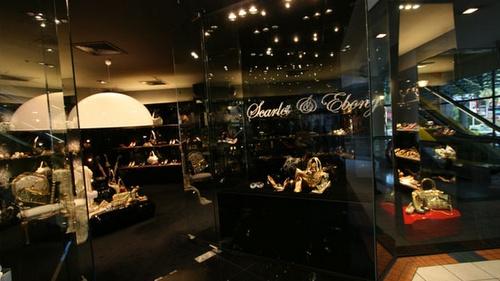 Scarlet & Ebony shoe store Forum The Shopping Mall Singapore.
