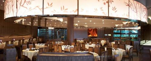 Seafood Paradise Marina Bay Sands Singapore.
