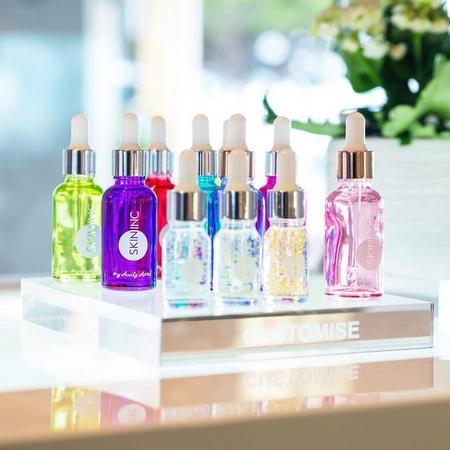 Skin Inc cosmetics Singapore.