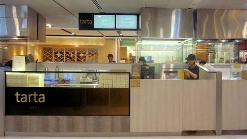 Tarta tart shop VivoCity Singapore.