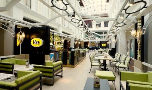 TCC - The Connoisseur Concert cafe Bugis Junction Singapore.