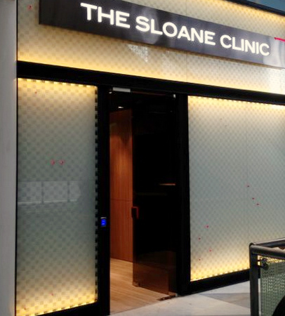 The Sloane Clinic CitySphere Singapore.
