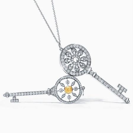 Tiffany Keys jewelry Singapore.