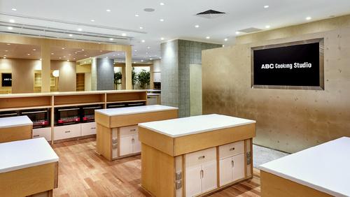 ABC Cooking Studio classroom Singapore.