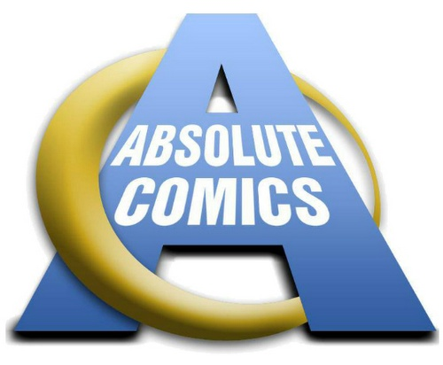 Absolute Comics Singapore.