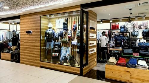 edit. clothing store Bugis Junction Singapore.