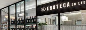 Enoteca Wine Shop Takashimaya department store Singapore.