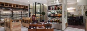 Enoteca wine store Takashimaya department store Singapore.