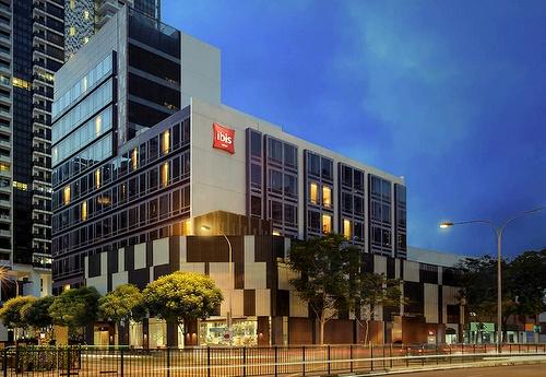 ibis Novena Hotel Singapore.
