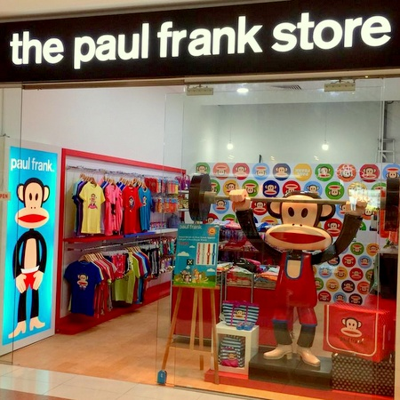 The Paul Frenk Store Kallang Leisure Park Singapore.
