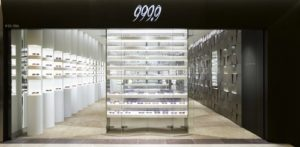 999.9 optical shop Takashimaya Shopping Centre Singapore.