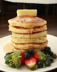 Beyond Pancakes meal Singapore.
