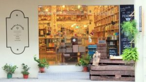 BooksActually bookstore Singapore.