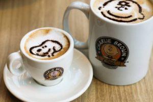 Charlie Brown Café Singapore.
