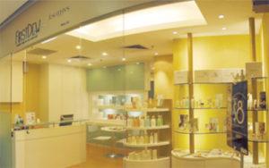 First Dew Aesthetiques beauty salon Square 2 Singapore.
