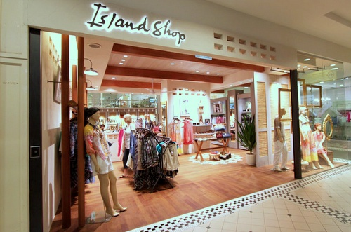 Island Shop Tanglin Mall Singapore.