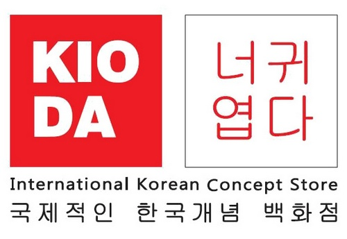 KIO DA Korea concept store Bugis Junction Singapore.