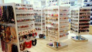 Mixshop accessories store Citylink Mall Singapore.