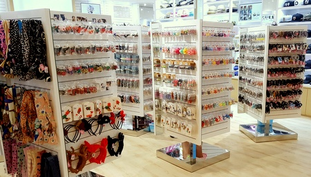 Mixshop accessories store Citylink Mall Singapore.