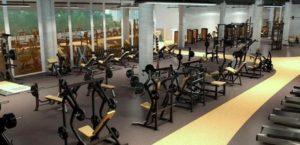 SAFRA EnergyOne gym Punggol Singapore.
