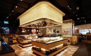 Shaburi and Kintan Buffet restaurant JEM Singapore.