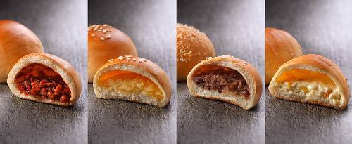 SIFU Hong Kong restaurant & bunnery buns Singapore.