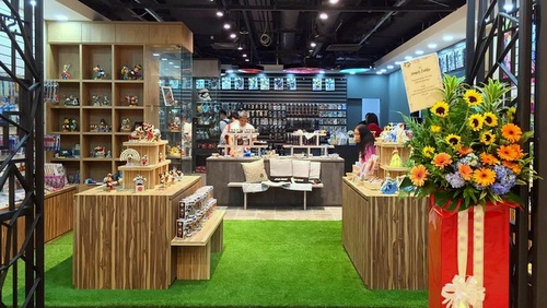 Simply Zakka collectibles store Bugis Junction Singapore.