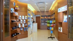 The Diabetic Shop store Square 2 Shopping Mall Singapore.