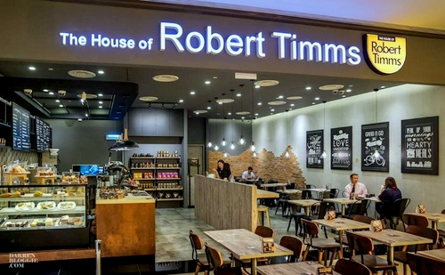 The house of robert timms caf restaurants in singapore for Australian cuisine singapore