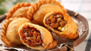 Tip Top Curry Puff curry puff meal Singapore.