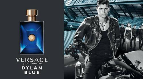 Versace Dylan Blue Pour Homme fragrance Singapore.