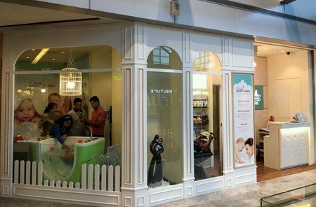 Beauty.Mums & Babies salon Paragon Singapore.