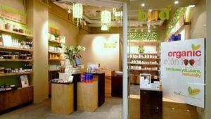 bud Cosmetics Novena Square 2 Singapore.