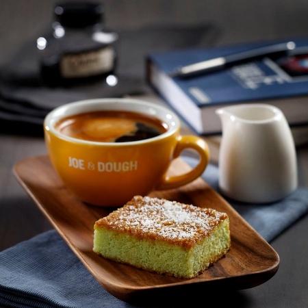 Joe & Dough coffee and pastry Singapore.