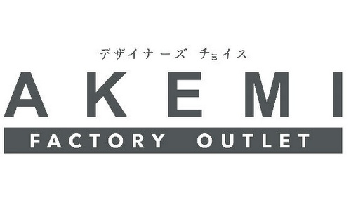 AKEMI Factory Outlet store IMM Singapore.