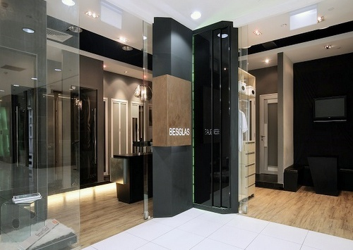 Besglas showroom store IMM Singapore.